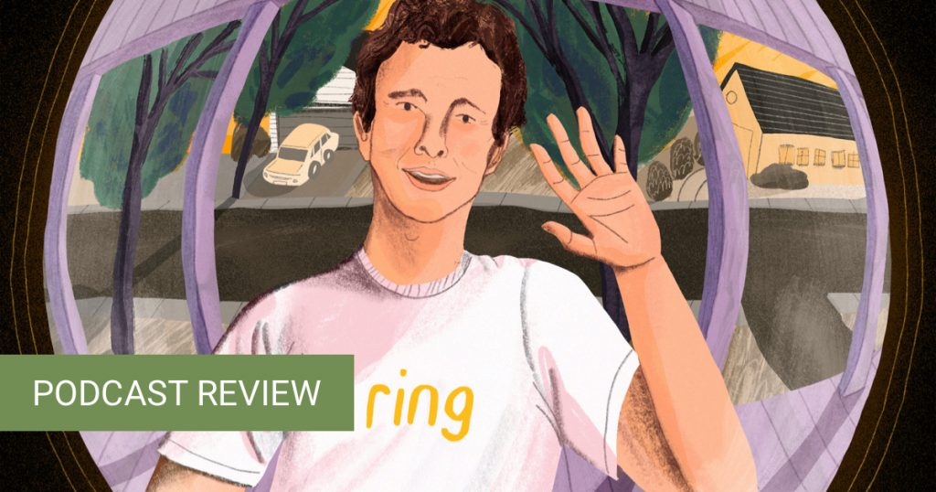 Podcast Review of Ring Founder Jamie Siminoff on How I Built This